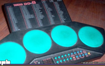 Yamaha DD-8 Drum Sample Pack (Free Download)