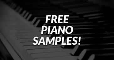 FREE Piano Sample Libraries!