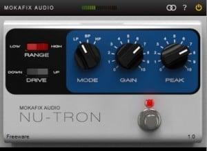 Nu-Tron by Mokafix Audio.