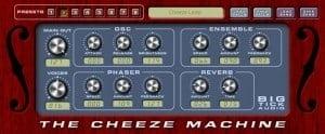 Cheeze Machine by BigTick.