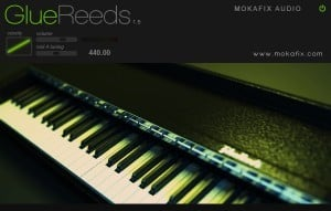 Glue Reeds by Mokafix Audio.