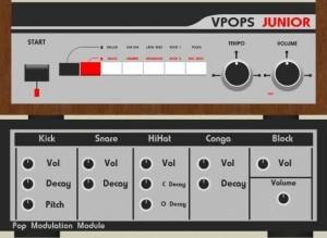 V-Pops by Ben Anderson.