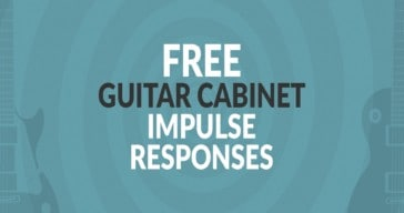 Free Guitar Cabinet Impulse Responses