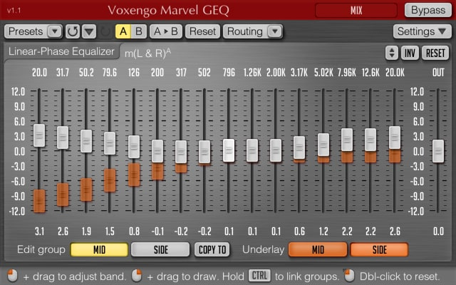 how to build a graphic equalizer