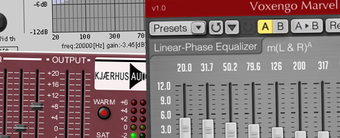 bpb Freeware Studio: Best Free Graphic Equalizer VST Plugins