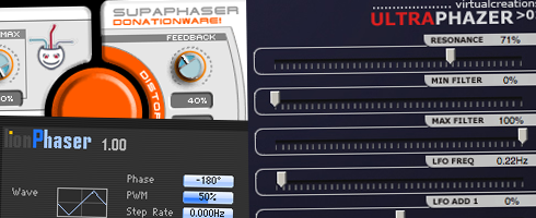 bpb Freeware Studio: Best Free Phaser VST Plugins