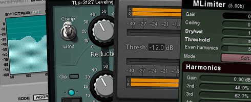 bpb Freeware Studio: Best Free Limiter VST/AU Plugins