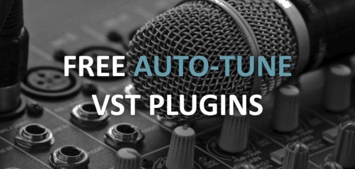 Free Auto-Tune VST Plugins!