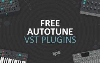 Free Autotune VST Plugins