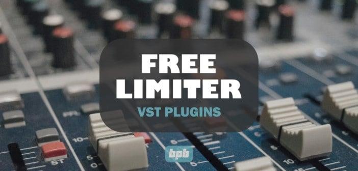 Free Limiter VST Plugins