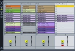 Dubstep MIDI drum grooves by Subaqueous.