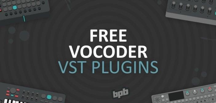 Free Vocoder VST Plugins