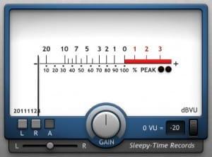 decibel meter software