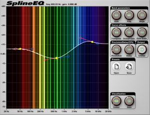 SplineEQ by Photosounder.