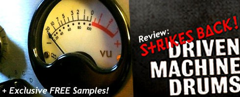 Review: Driven Machine Drums Strikes Back!