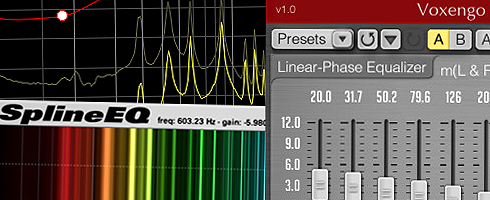 Free Linear-Phase EQ VST Plugins!