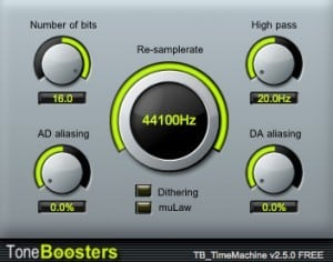 TB TimeMachine by ToneBoosters.