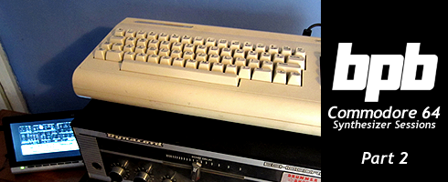 Commodore 64 Synthesiz