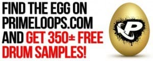 Easter freebie on Prime Loops.