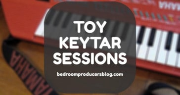 Yamaha SHS-10 Toy Keytar Sessions (Free Sample Pack)