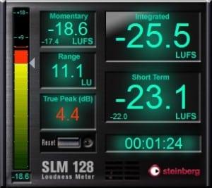 SLM 128 by Steinberg.