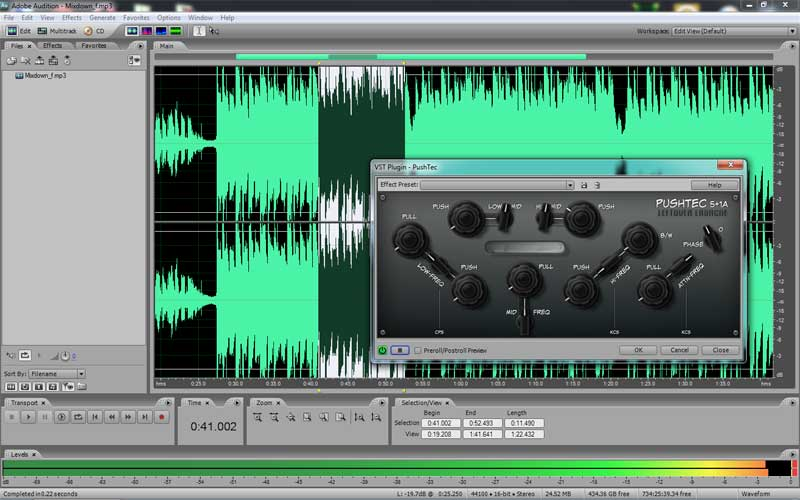Adobe audition 3 mac os x free download