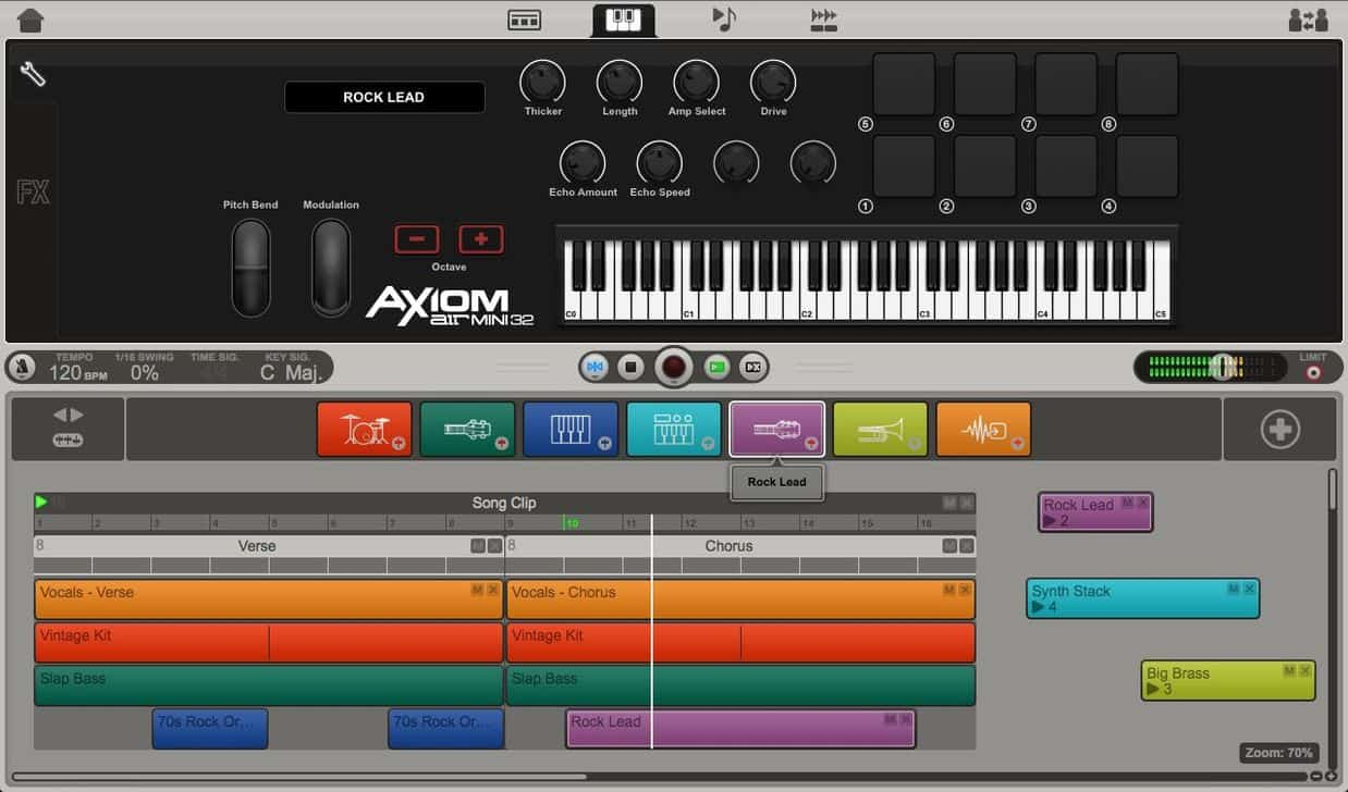 Ignite Free Music Creation Software By Air Music