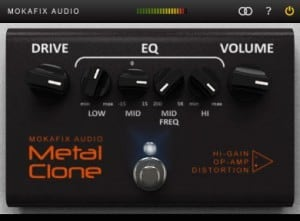 Metal Clone by Mokafix Audio.