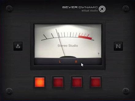 virtual studio   free monitoring utility vst au plugin by