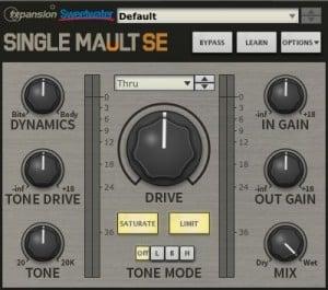 Single Mault SE by FXpansion.
