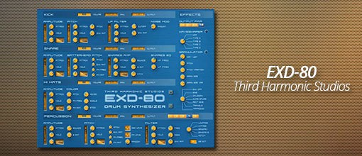 EXD-80 by Third Harmonic Studios!