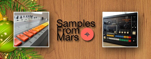 Drum Kits by Samples From Mars!