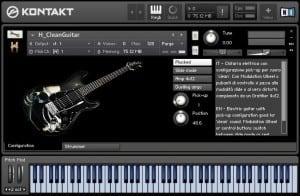 Clean Guitar - Free Kontakt Sample Library By Hephaestus Sounds ...