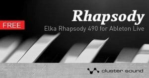 Rhapsody by Clustersound.