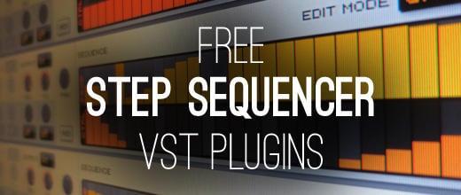 Free Step Sequencer VST Plugins!