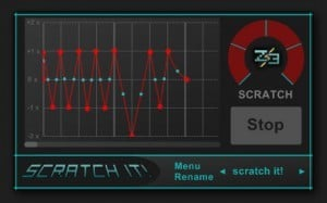 Scratch it! Is A Free Vinyl Scratch VST Plugin Effect By Z3