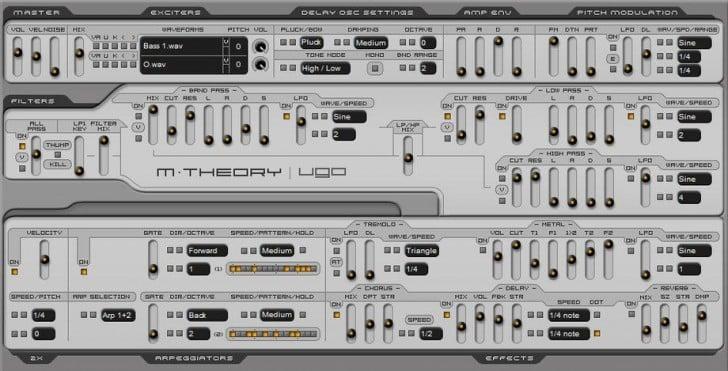 M-Theory by Ugo.