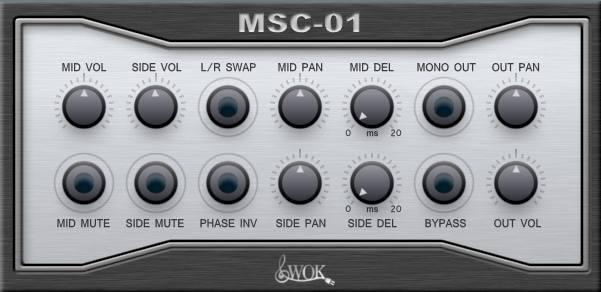 MSC-01 by WOK.