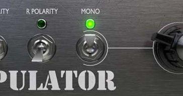 Panipulator - Freeware Pan Control VST Plugin By Boz Digital Labs (Win/Mac)