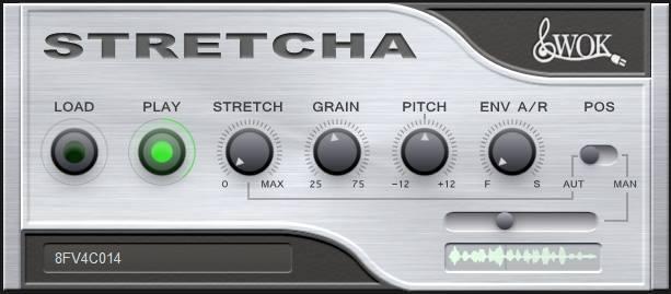 STRETCHA by WOK.