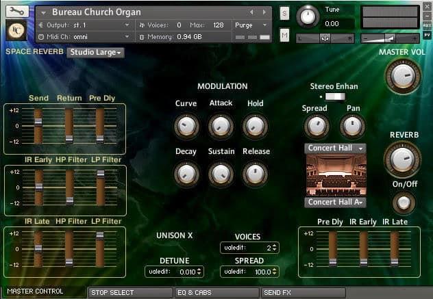 Free Bureau Church Organ For NI Kontakt Released By Bigcat