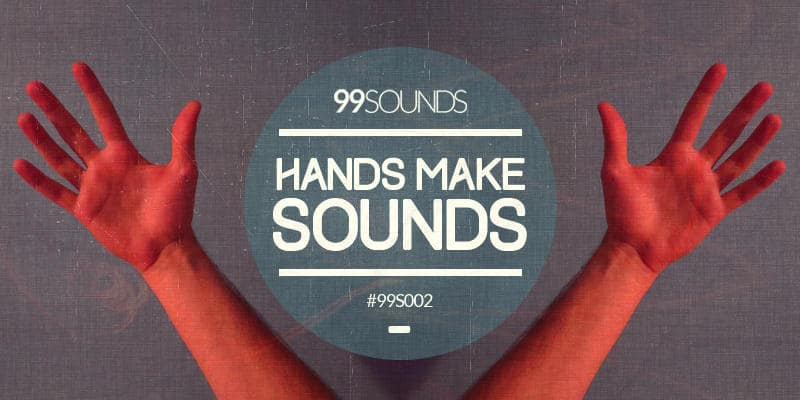 Hands Make Sounds - Free Hand Clap Sample Collection By 99Sounds