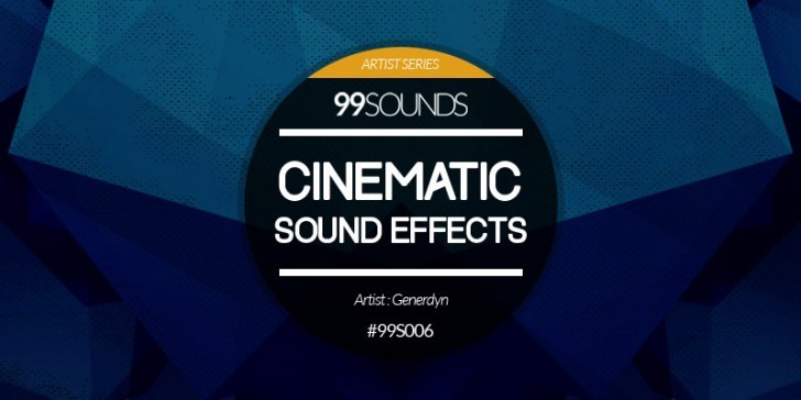 Cinematic Sound Effects by Joshua Crispin.
