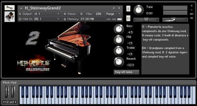 4 Free Instrument Libraries For NI Kontakt Released By Hephaestus