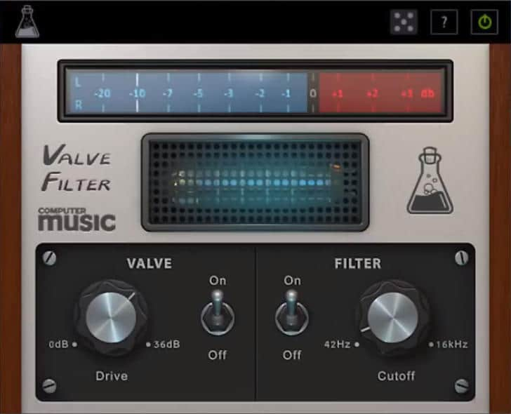 ValveFilter CM by AudioThing.