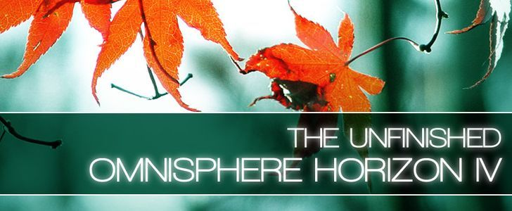 Omnisphere Horizon IV by The Unfinished.