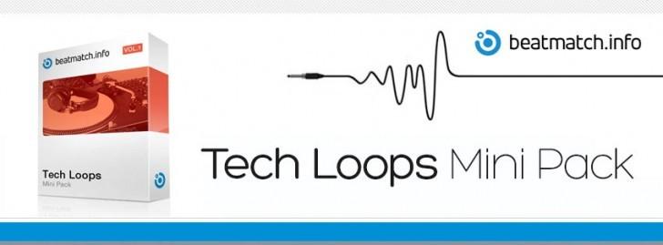 Tech Loops: Mini Pack vol.1 by Beatmatch.