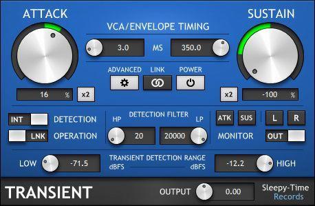 Image result for 12 of the best VST/AU transient shaper plugins