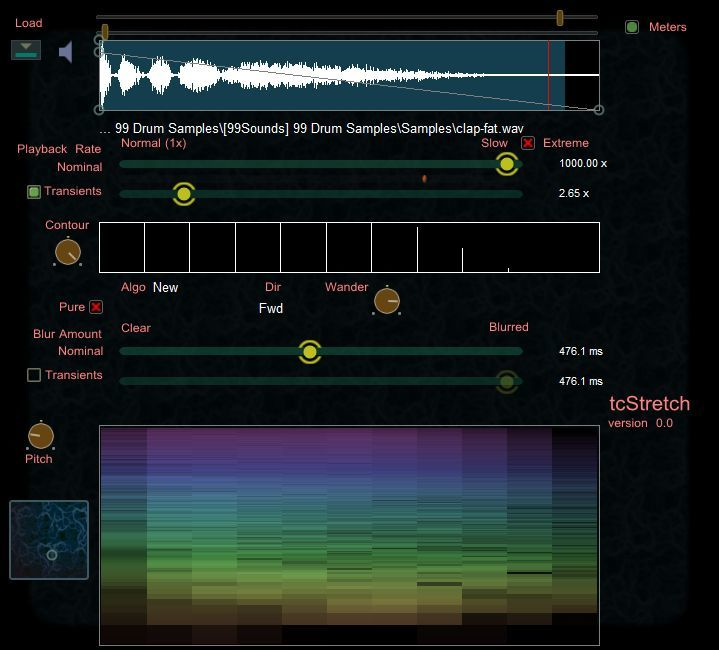 Free Time-Stretching VST Plugin Released By ToneCarver!