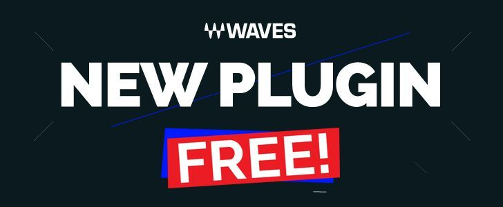 FREE Waves VST plugin arriving on Black Friday!